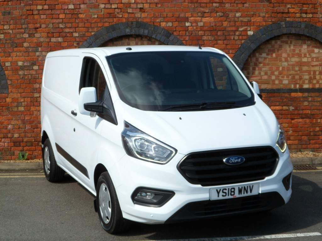 Ford Transit Custom Panel Van 2.0 300 EcoBlue Trend L1 H1 EU6 5dr