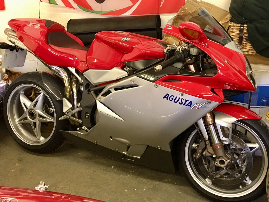 MV Agusta F4 Super Sports
