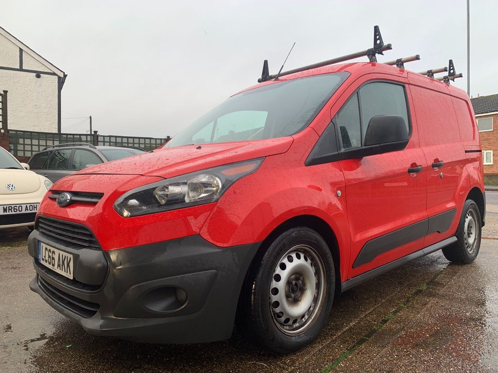 Ford Transit Connect Panel Van 1.5 TDCi 220 Powershift L1 5dr