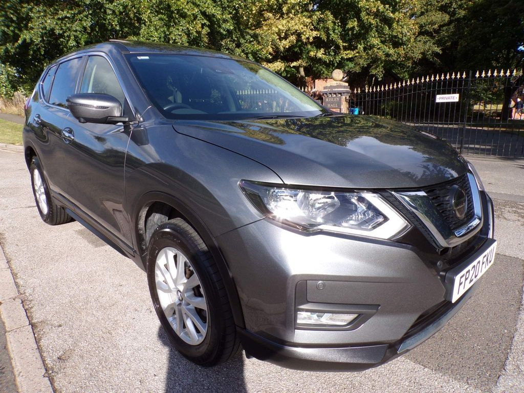 Nissan X-Trail SUV 1.7 dCi Acenta Premium CVT (s/s) 5dr