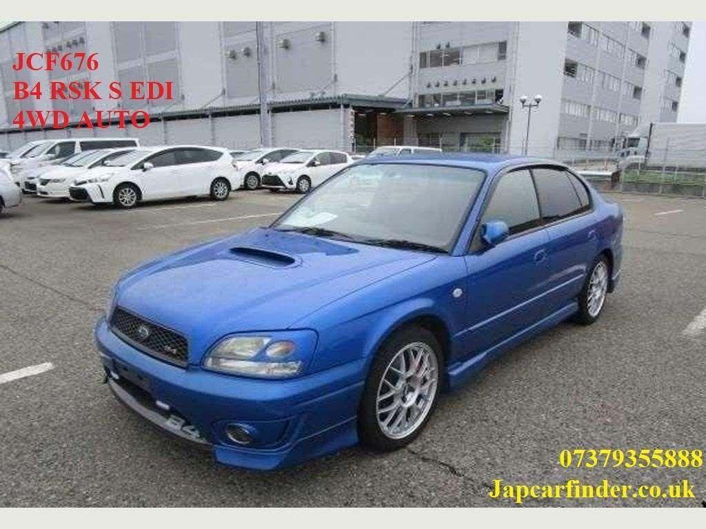 Subaru Legacy Saloon B4 4WD RSK S EDITION AUTOMATIC