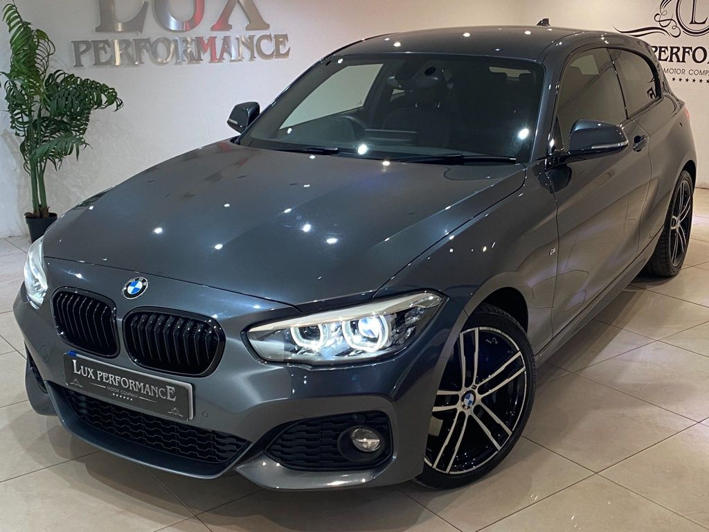 BMW 1 Series Hatchback 1.5 116d M Sport Shadow Edition Sports Hatch Auto (s/s) 3dr