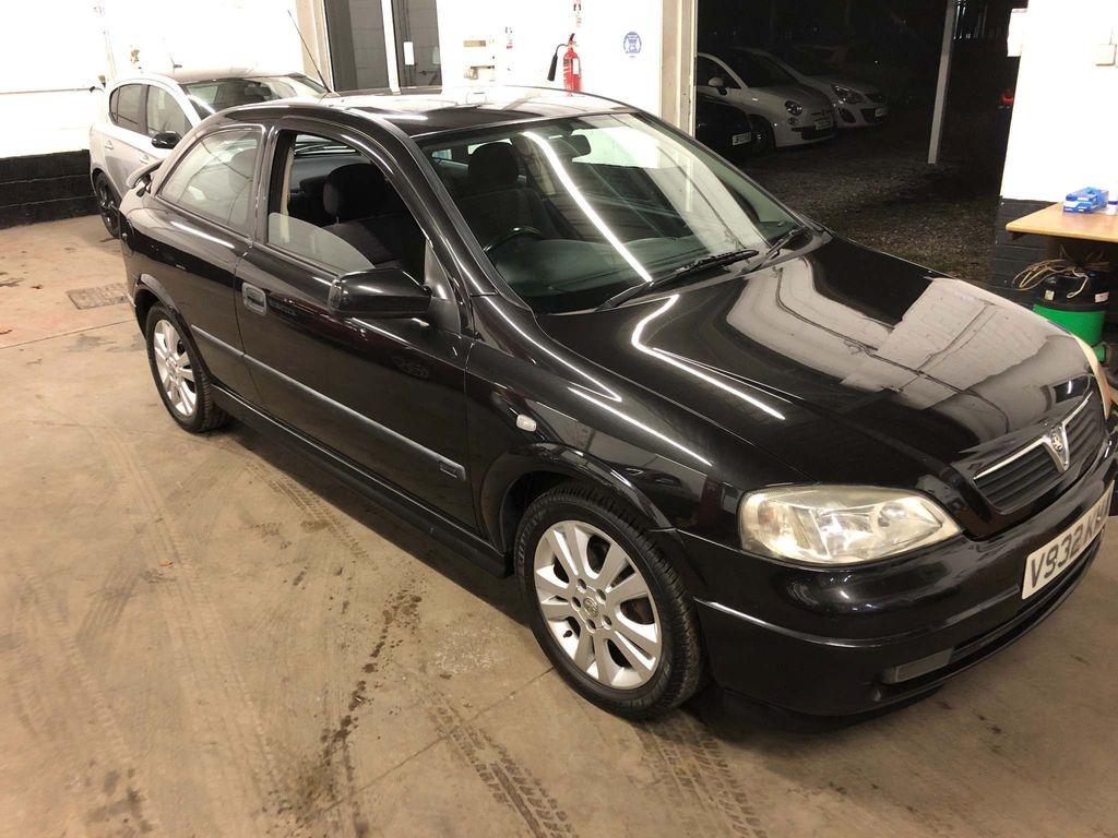 Vauxhall Astra Hatchback 2.0 i 16v SRi 3dr