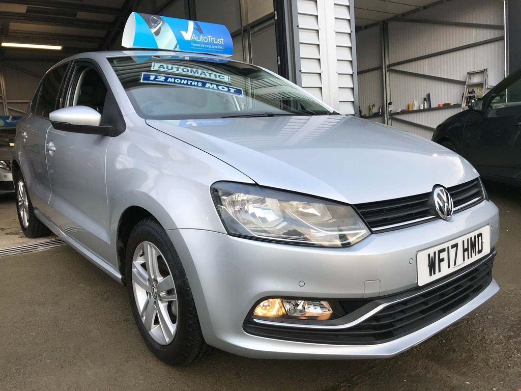 Volkswagen Polo Hatchback 1.2 TSI BlueMotion Tech Match Edition DSG (s/s) 5dr