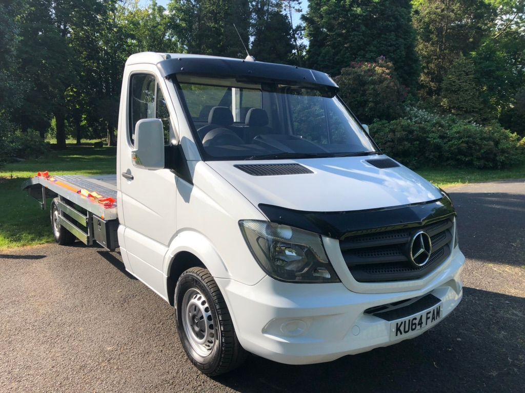 Mercedes-Benz Sprinter Chassis Cab 2.1 CDI 313 Chassis Cab 2dr (LWB)
