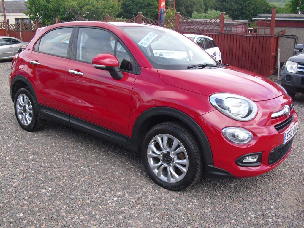FIAT 500X SUV 1.4 MultiAir Pop Star Opening Edition (s/s) 5dr