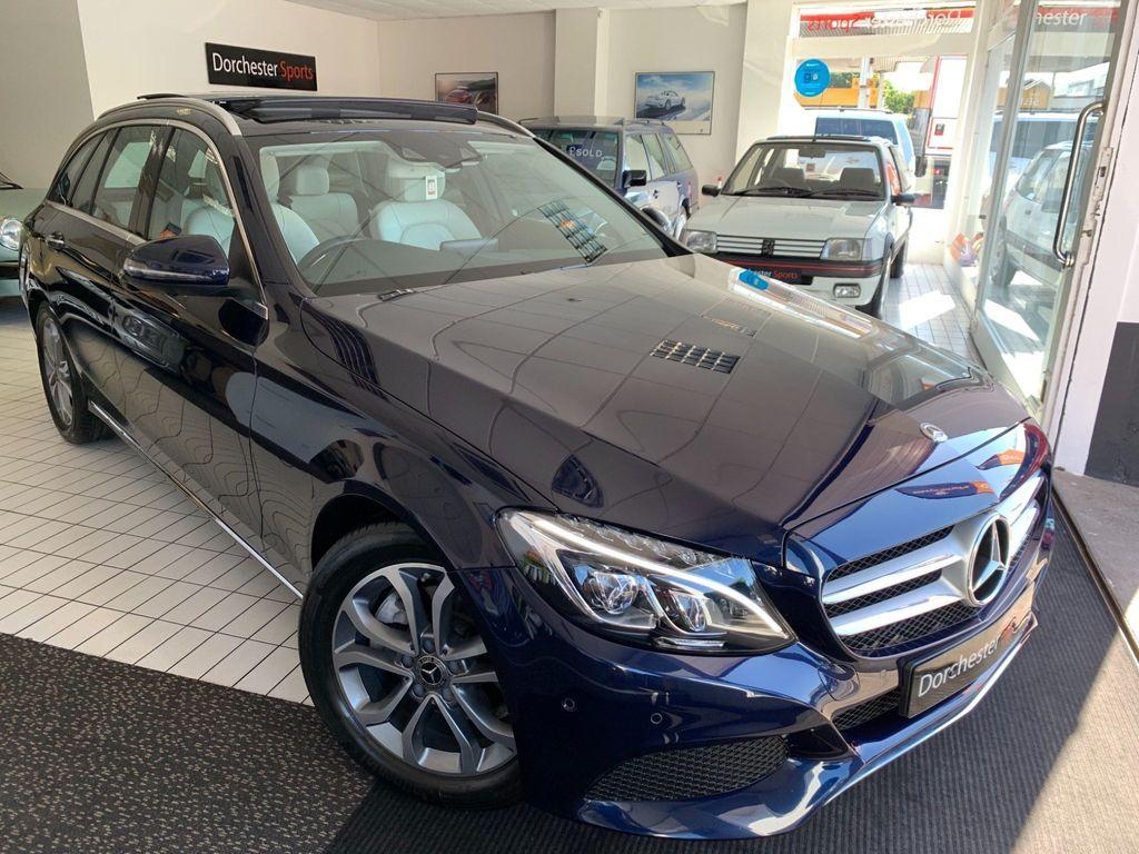 Mercedes-Benz C Class Estate 2.0 C200 Sport (Premium) G-Tronic+ (s/s) 5dr