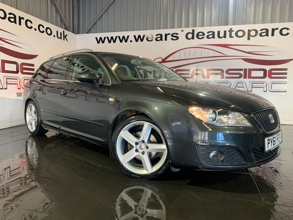 SEAT Exeo Estate 2.0 TDI DPF Sport Tech ST 5dr