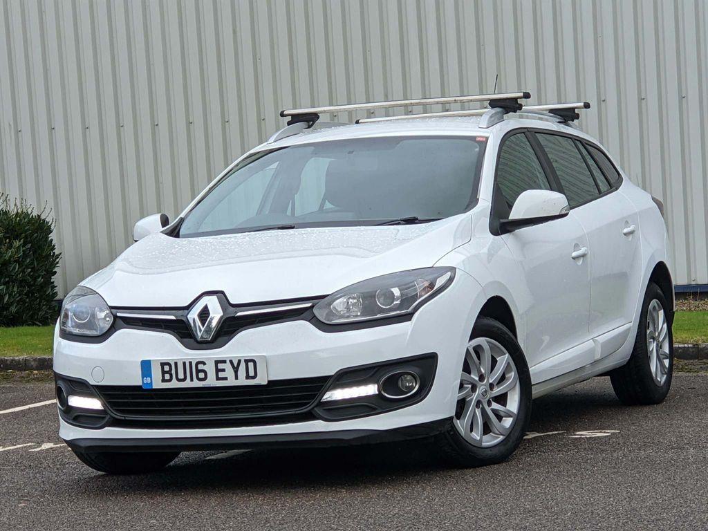 Renault Megane Estate 1.5 dCi ENERGY Expression + Sport Tourer (s/s) 5dr