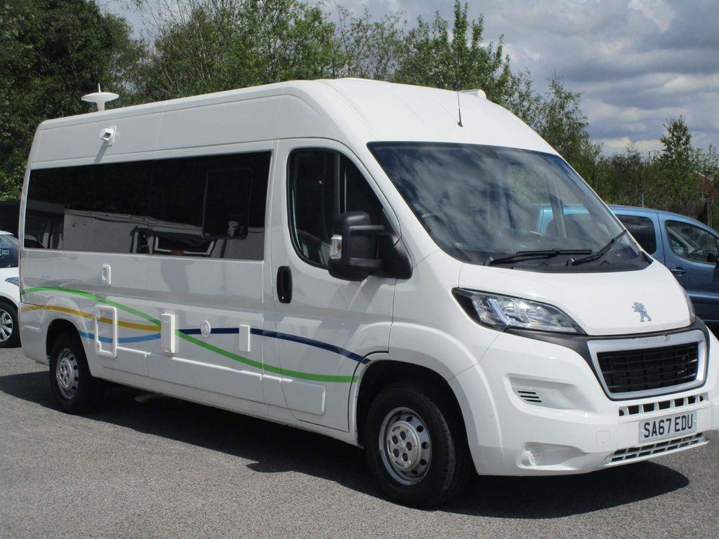 Peugeot BOXER BORDERS CONVERSION Van Conversion