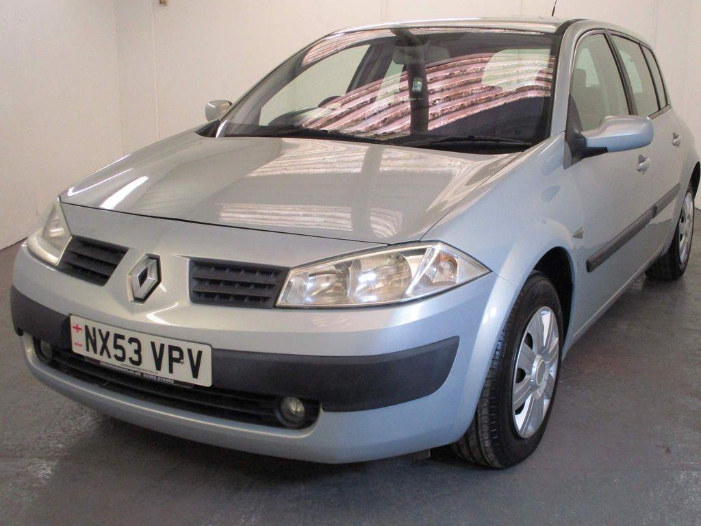 Renault Megane Hatchback 1.4 16v Expression 5dr