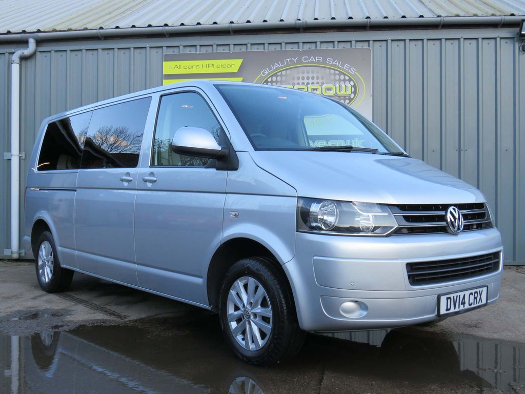 Volkswagen Transporter Shuttle Other 2.0 TD T30 SE Mini Bus 4dr (LWB)