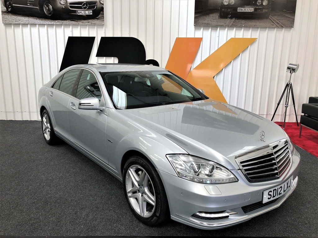 Mercedes-Benz S Class Saloon 3.0 S350 CDI BlueTEC 7G-Tronic Plus 4dr