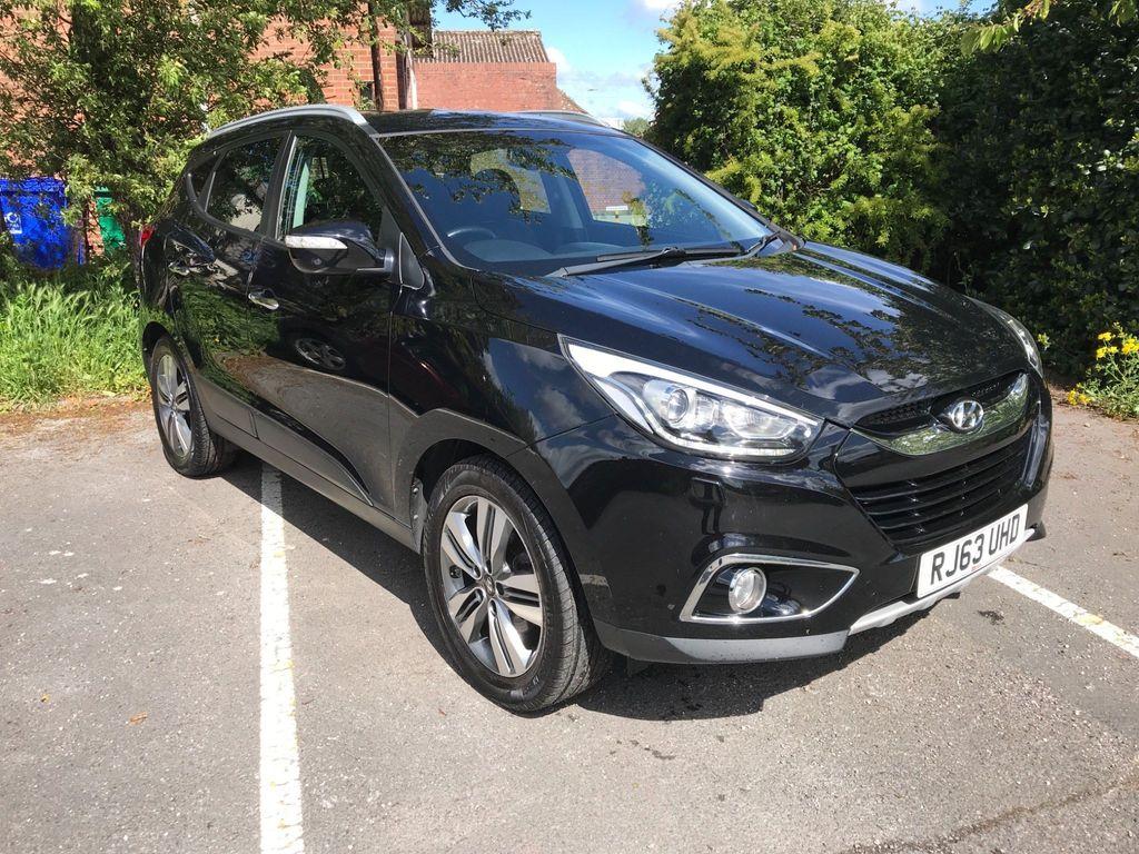 Hyundai ix35 SUV 1.7 CRDi Premium 5dr