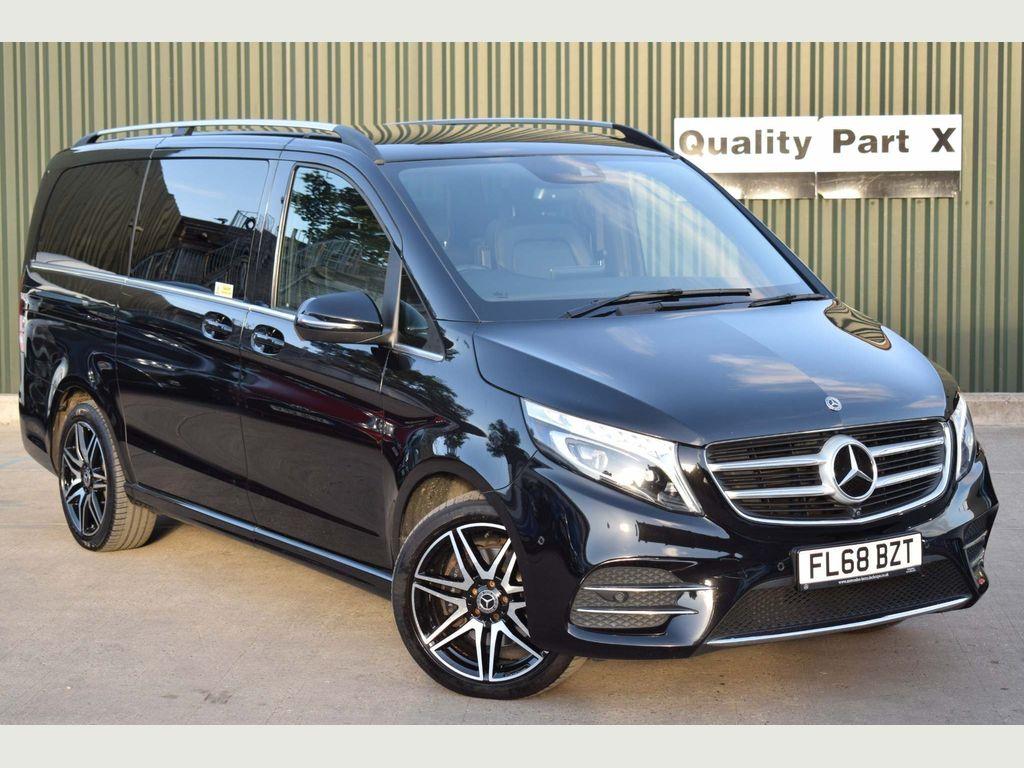 Mercedes-Benz V Class MPV 2.2 V220d AMG Line G-Tronic+ LWB EU6 (s/s) 5dr 8 Seat LWB