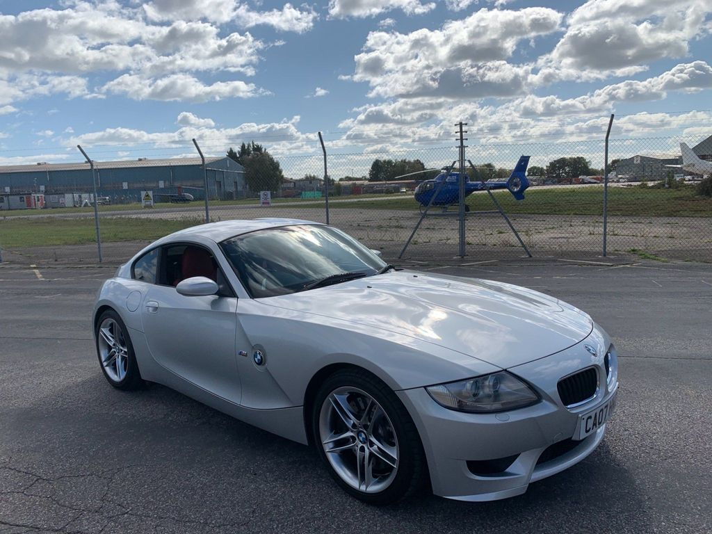 BMW Z4M Coupe 3.2 2dr