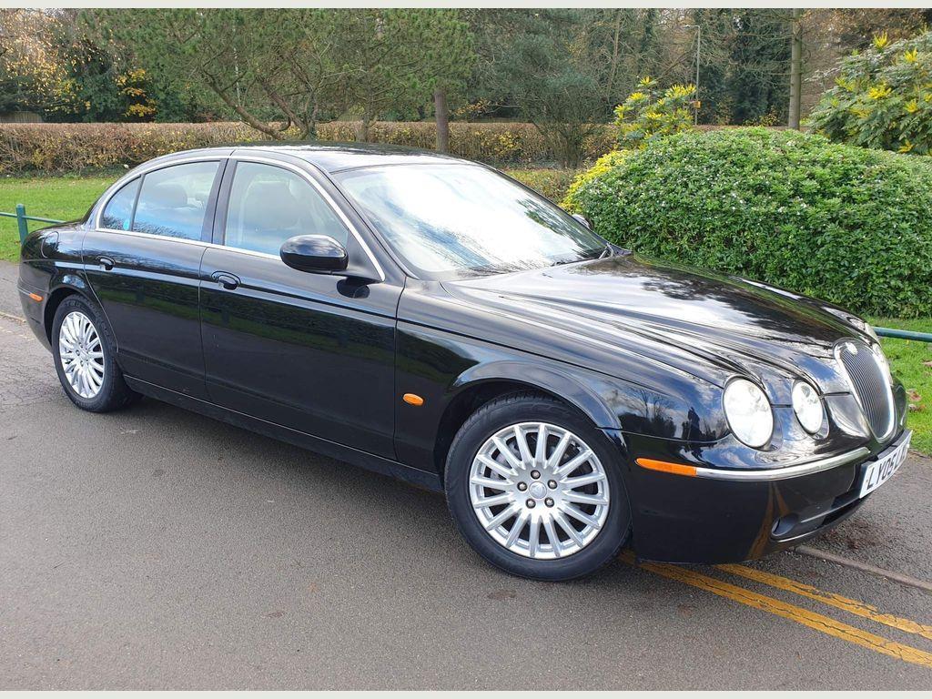 Jaguar S-Type Saloon 2.5 V6 Plus 4dr