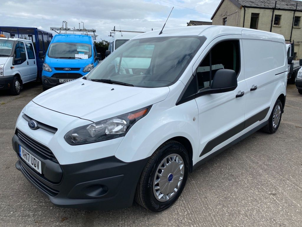Ford Transit Connect Panel Van 1.5 TDCi 210 ECOnetic L2 5dr