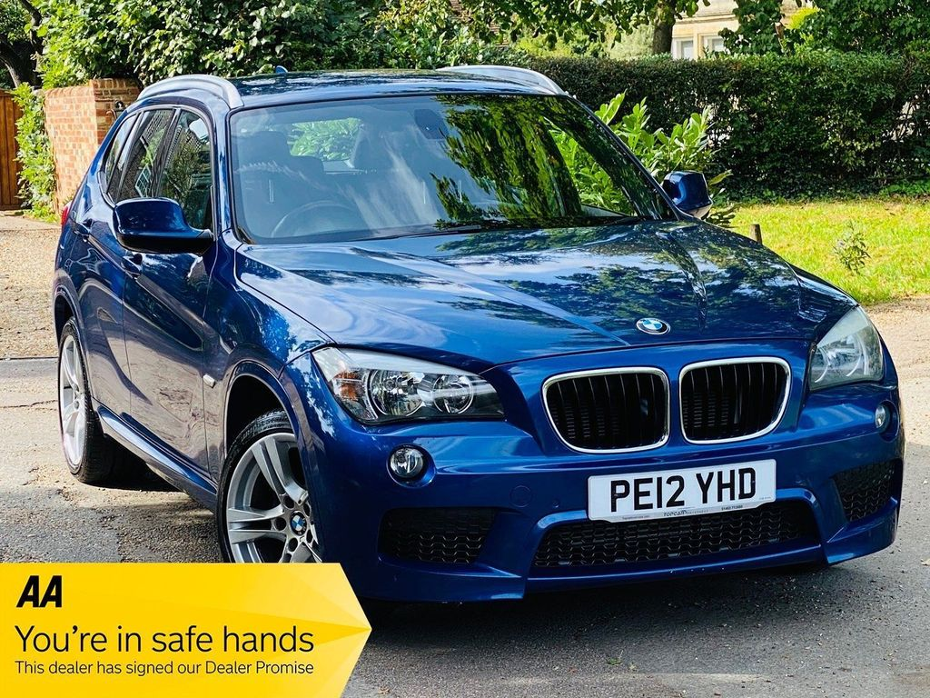 BMW X1 SUV 2.0 20d M Sport Auto sDrive 5dr