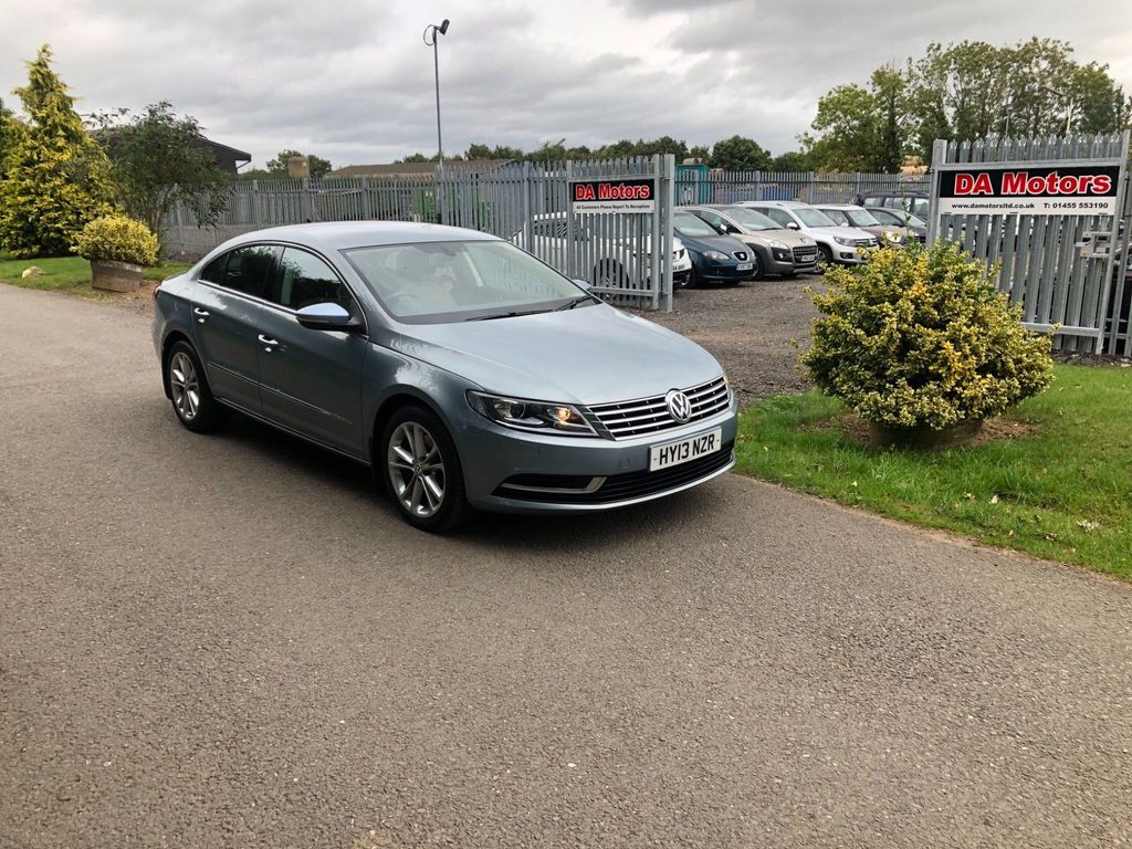 Volkswagen CC Saloon 2.0 TDI BlueMotion Tech CC DSG 4dr