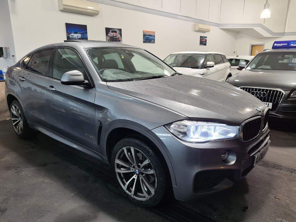 BMW X6 SUV 3.0 30d M Sport Auto xDrive (s/s) 5dr