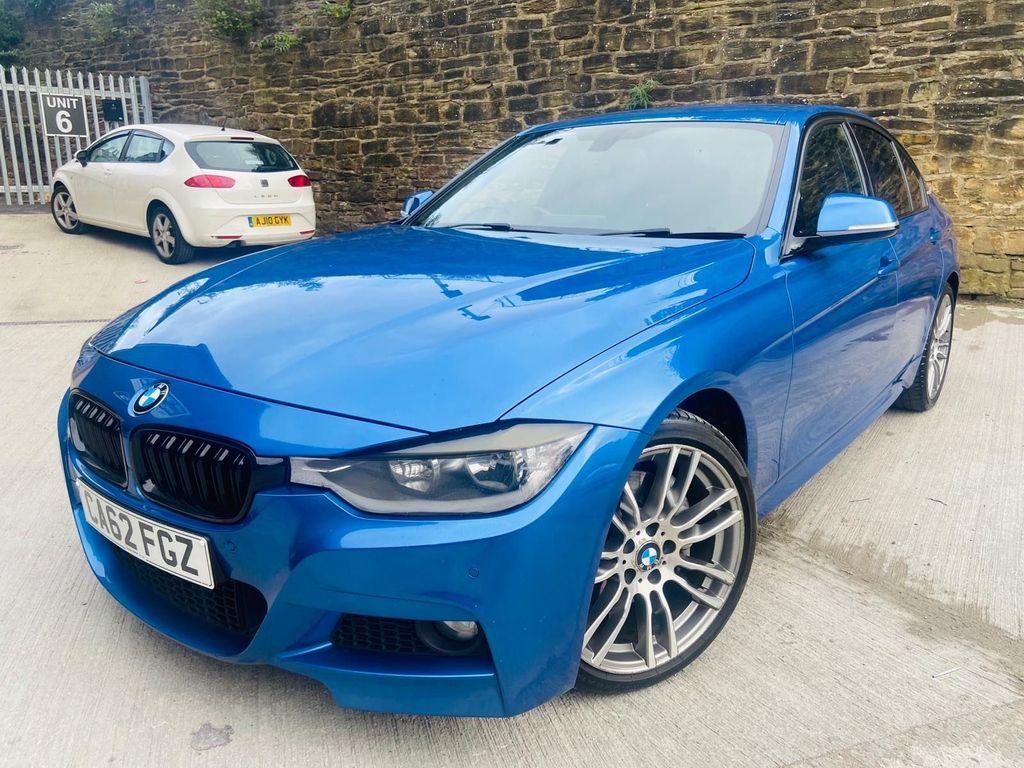 BMW 3 Series Saloon 3.0 335i ActiveHybrid M Sport 4dr