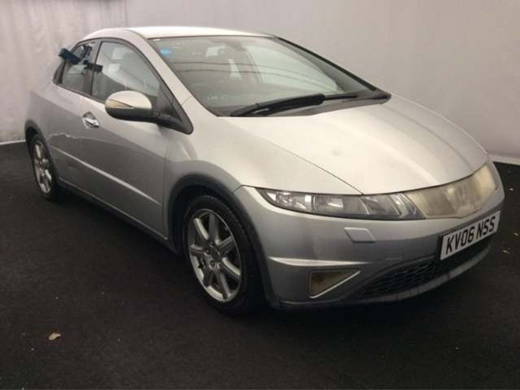 Honda Civic Hatchback 1.8 i-VTEC EX i-Shift 5dr