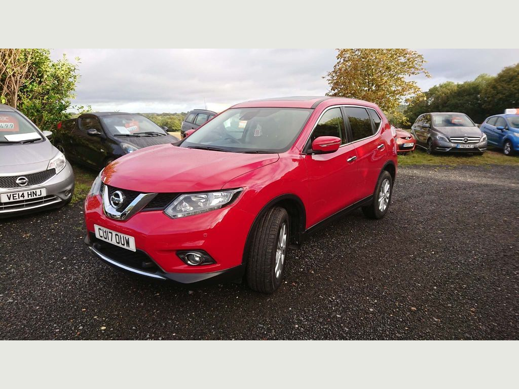 Nissan X-Trail SUV 1.6 DIG-T Acenta (s/s) 5dr
