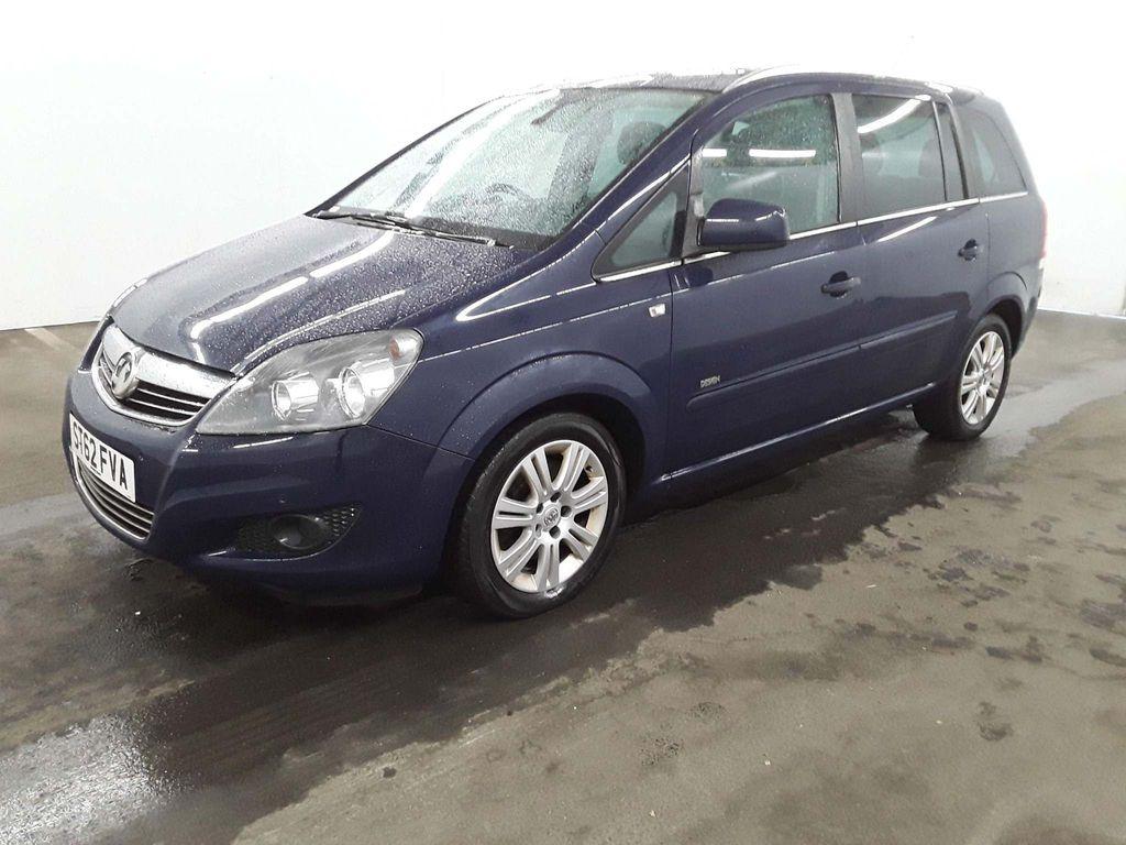 Vauxhall Zafira MPV 1.7 CDTi ecoFLEX Design 5dr