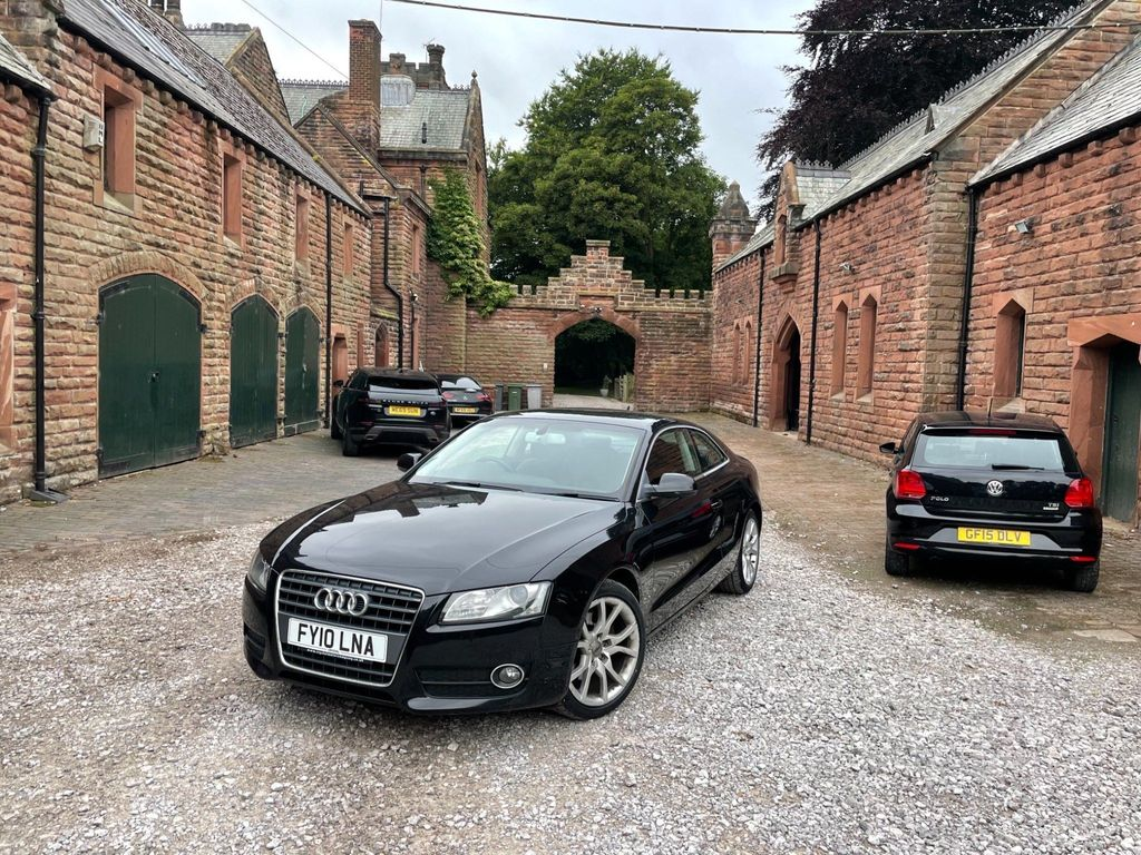 Audi A5 Coupe 2.7 TDI V6 Sport Multitronic 2dr