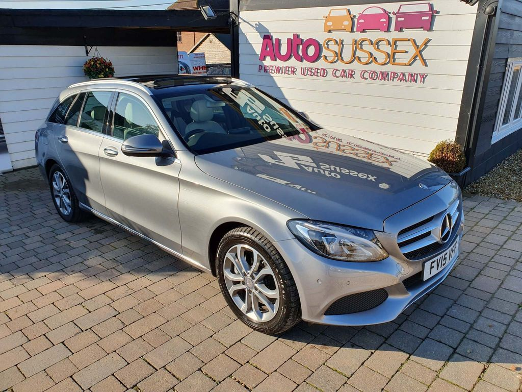 Mercedes-Benz C Class Estate 2.1 C300h Sport (Premium Plus) G-Tronic+ (s/s) 5dr