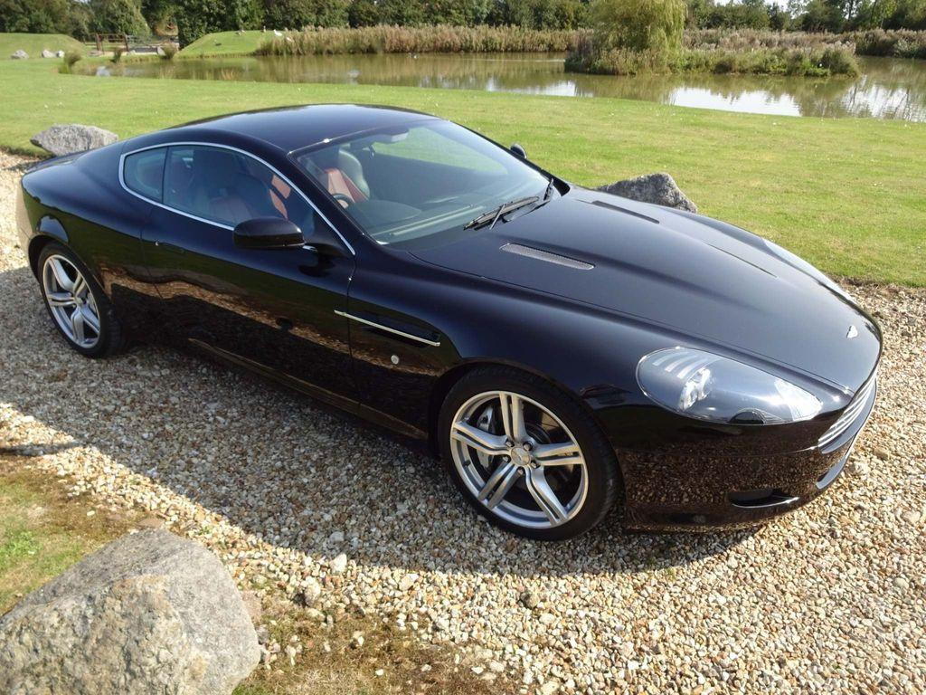 Aston Martin DB9 Coupe 6.0 Seq 2dr