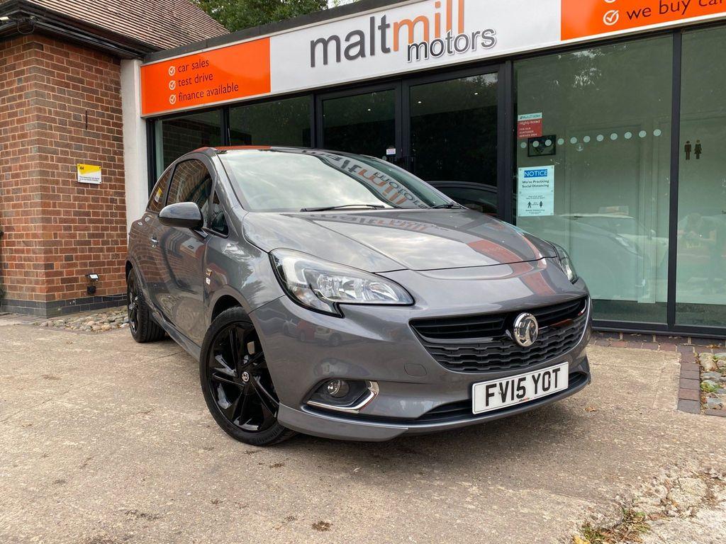 Vauxhall Corsa Hatchback 1.0i Turbo ecoFLEX Limited Edition (s/s) 3dr
