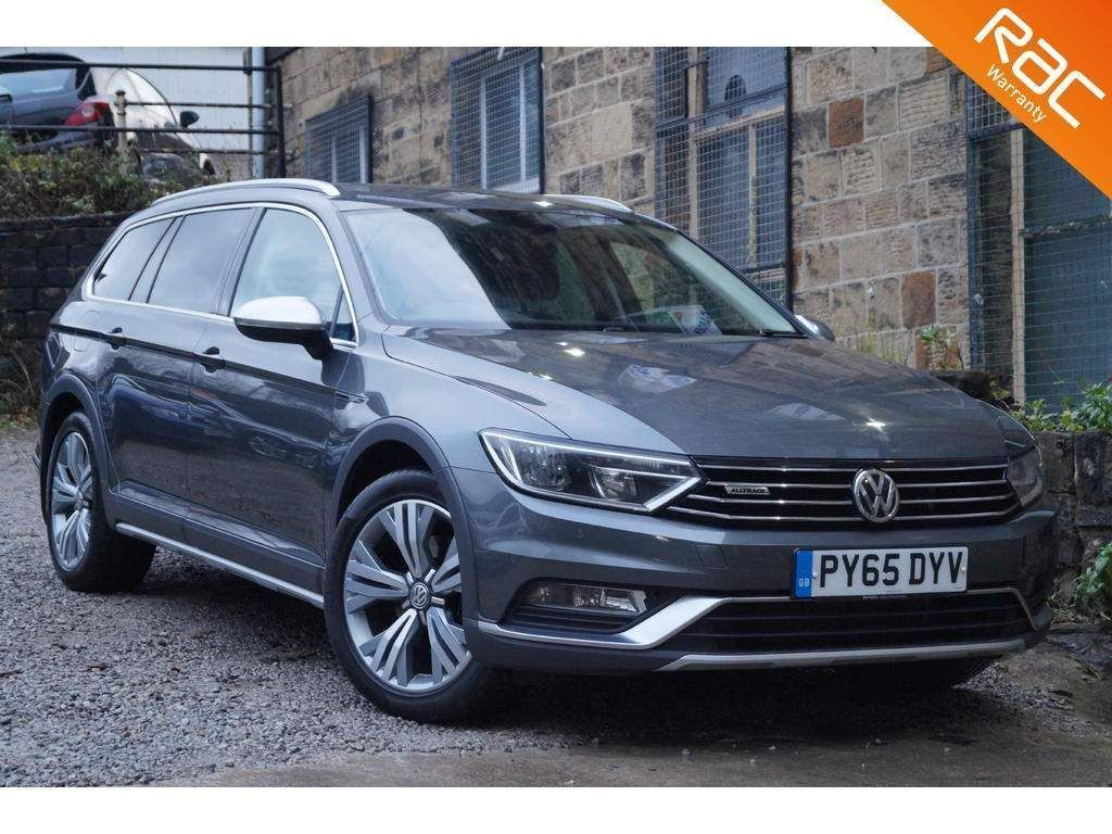 Volkswagen Passat Estate 2.0 TDI BlueMotion Tech Alltrack DSG 4Motion (s/s) 5dr