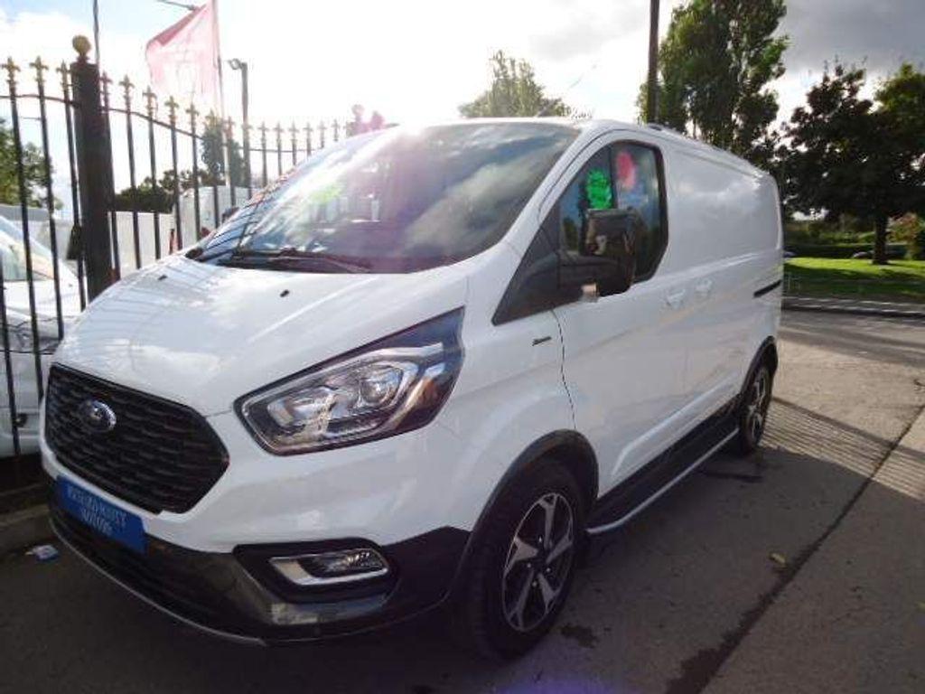Ford Transit Custom Panel Van 2.0 300 EcoBlue Active L1 H1 EU6 (s/s) 5dr