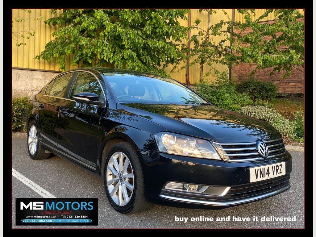 Volkswagen Passat Saloon 1.6 TDI BlueMotion Tech Executive (s/s) 4dr