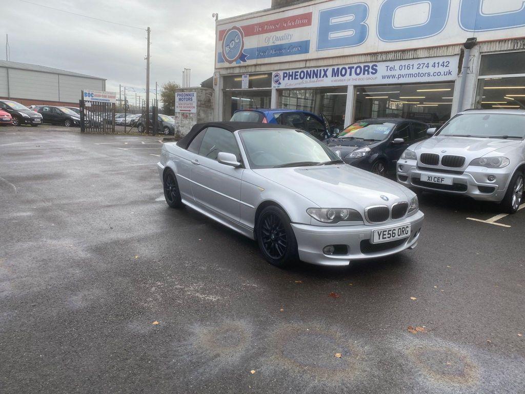 BMW 3 Series Convertible 2.0 318Ci 318 M Sport 2dr