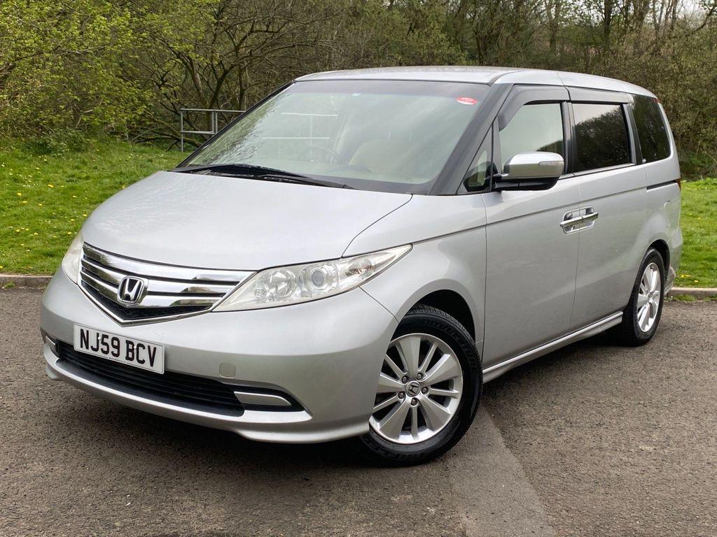 Honda Elysion MPV 2.4 i-Vtec Auto 7 seats Jap import