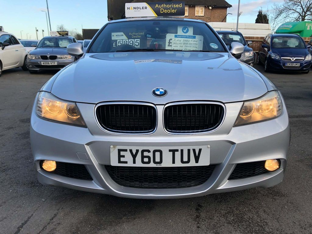 BMW 3 Series Saloon 2.0 320d M Sport 4dr
