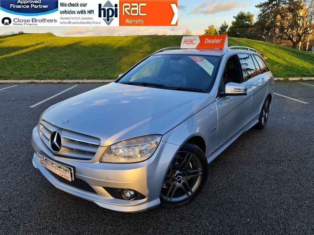 Mercedes-Benz C Class Estate 1.8 C250 BlueEFFICIENCY Sport 5dr