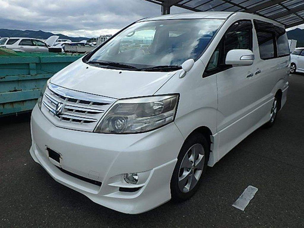 Toyota Alphard MPV AS Platinum Selection 3.5 Petrol Auto
