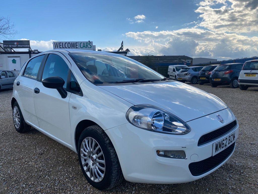 Fiat Punto Hatchback 1.3 MultiJet Pop (s/s) 5dr