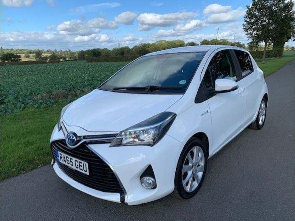 Toyota Yaris Hatchback 1.5 VVT-h Excel E-CVT 5dr (Safety Sense, 15in)