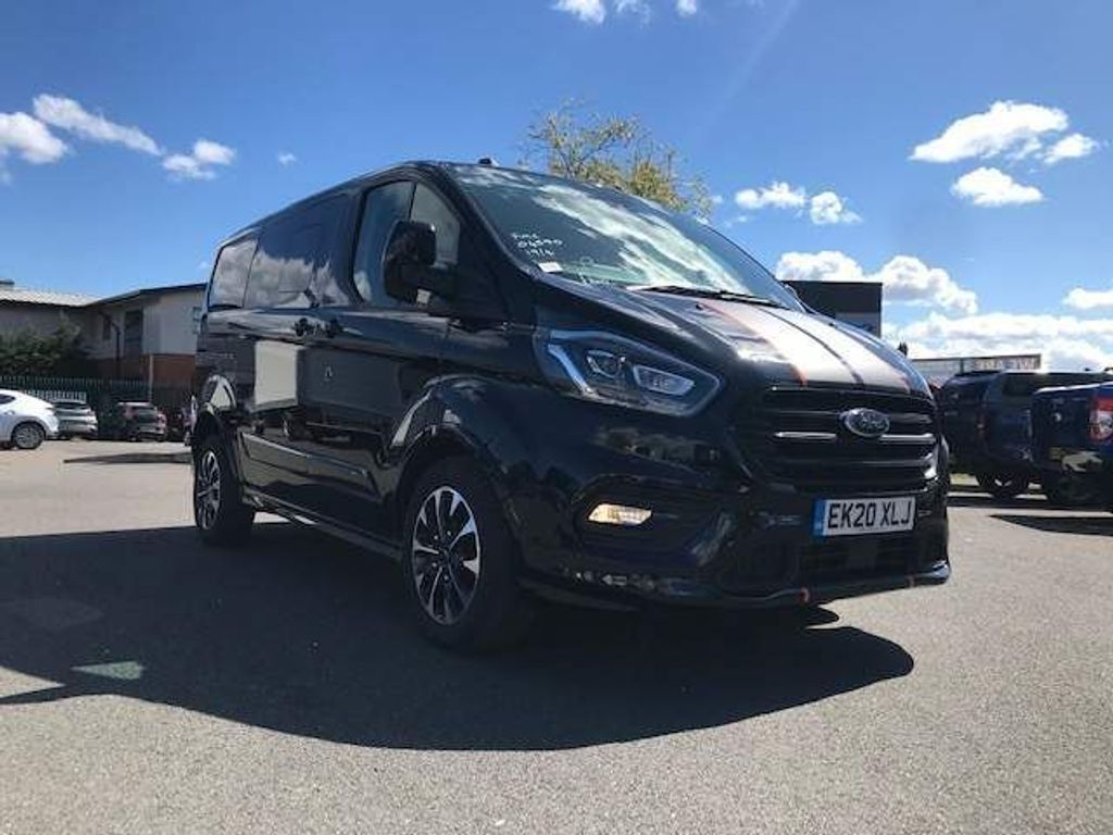 Ford Transit Custom Other 2.0 320 EcoBlue Sport DCIV L1 H1 EU6 (s/s) 5dr