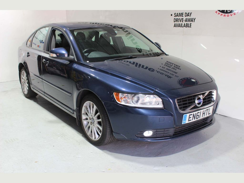 Volvo S40 Saloon 2.0 D3 SE Lux Geartronic 4dr