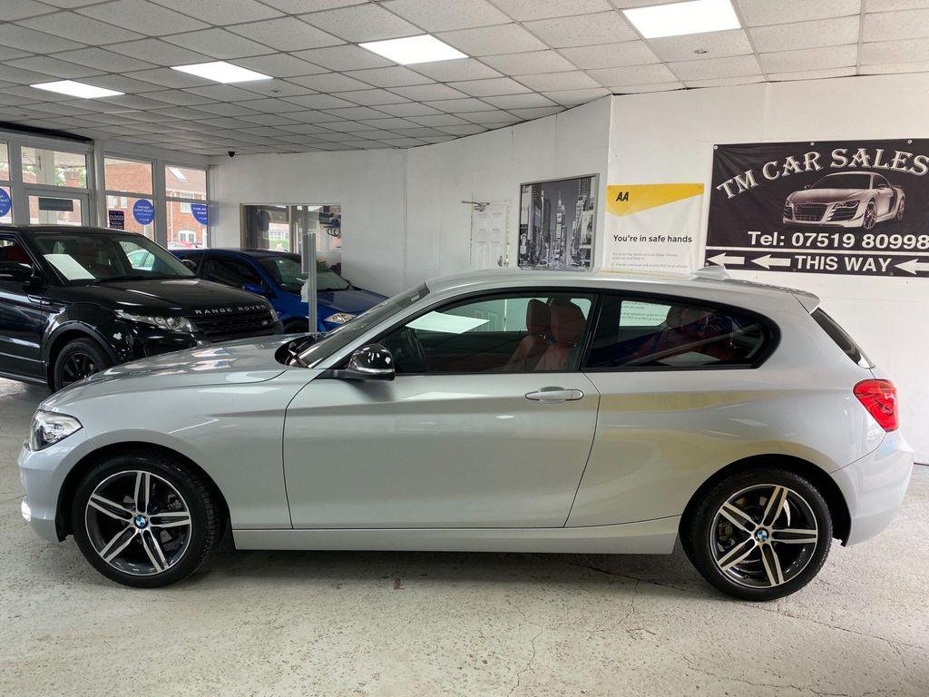 BMW 1 Series Hatchback 1.5 116d Sport Auto (s/s) 3dr