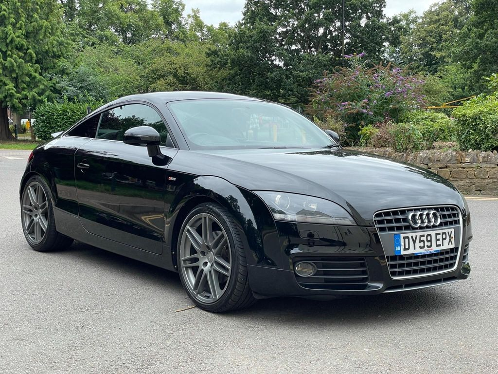 Audi TT Coupe 2.0 TFSI S line Special Edition 3dr