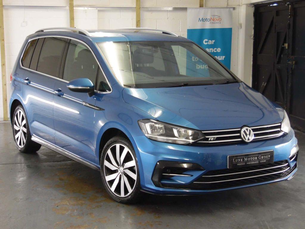Volkswagen Touran MPV 1.4 TSI BlueMotion Tech R-Line (s/s) 5dr