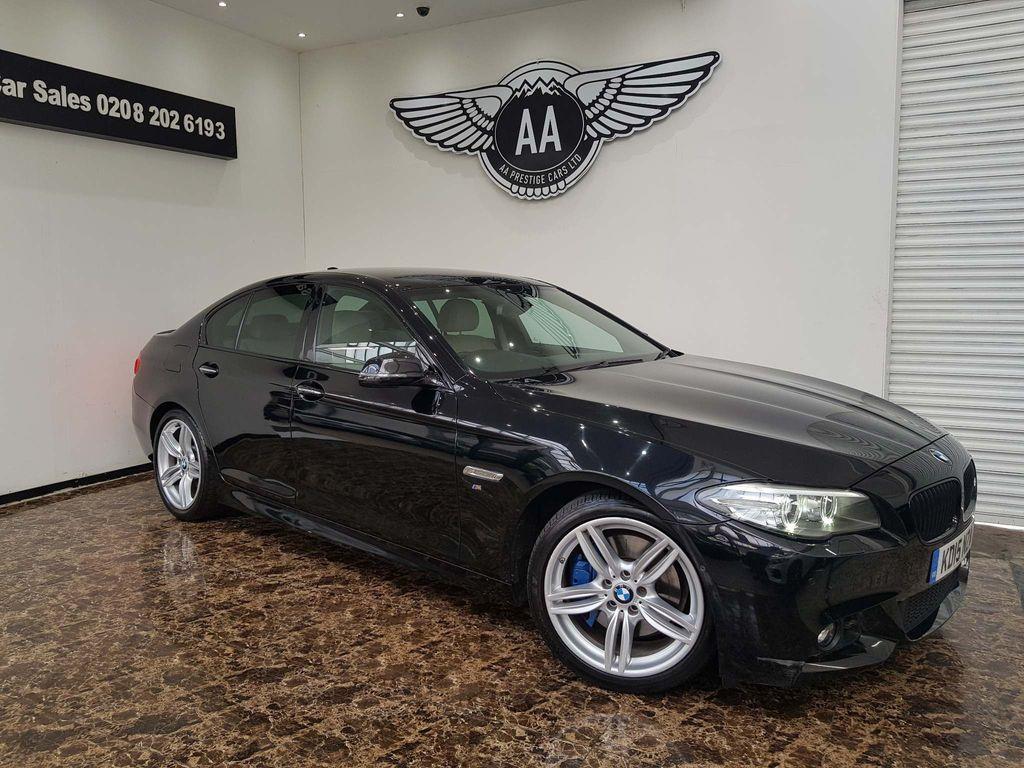 BMW 5 Series Saloon 2.0 528i M Sport 4dr