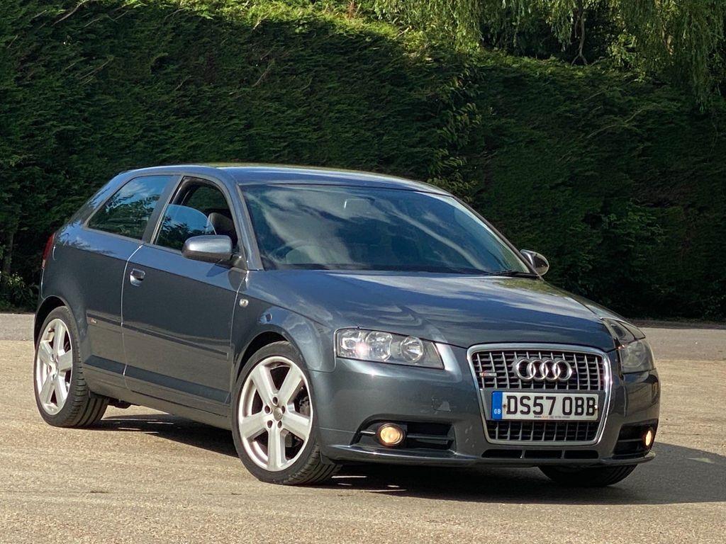 Audi A3 Hatchback 2.0 TDI S line 3dr